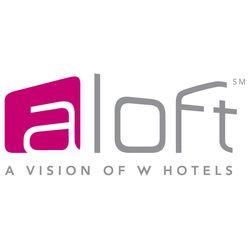 Aloft pink logo